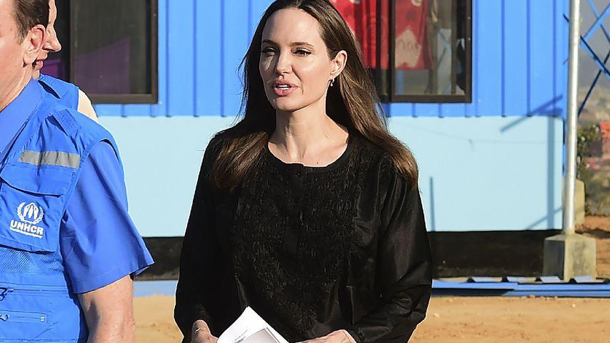 Angelina Jolie in Bagladesch