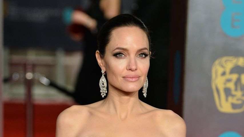 Angelina Jolie bei den British Academy Film Awards