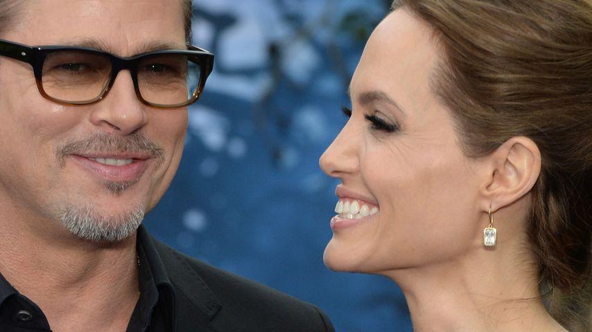 Für Angie: Brad Pitts besonderes Hochzeitsgeschenk