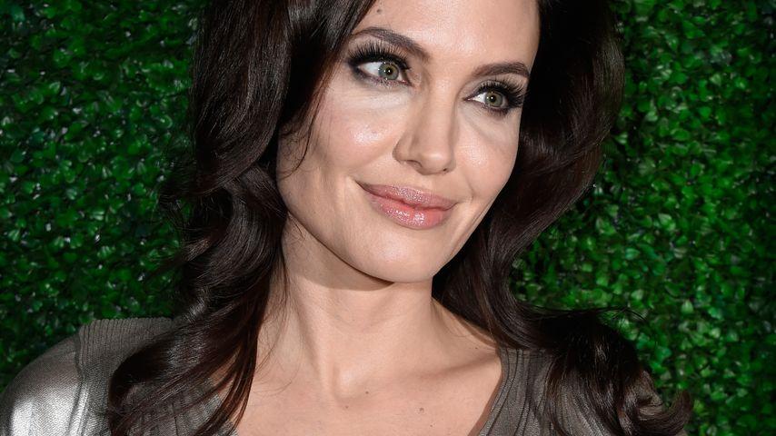 Eine Superfrau wird 40: Angelina Jolie feiert Geburtstag