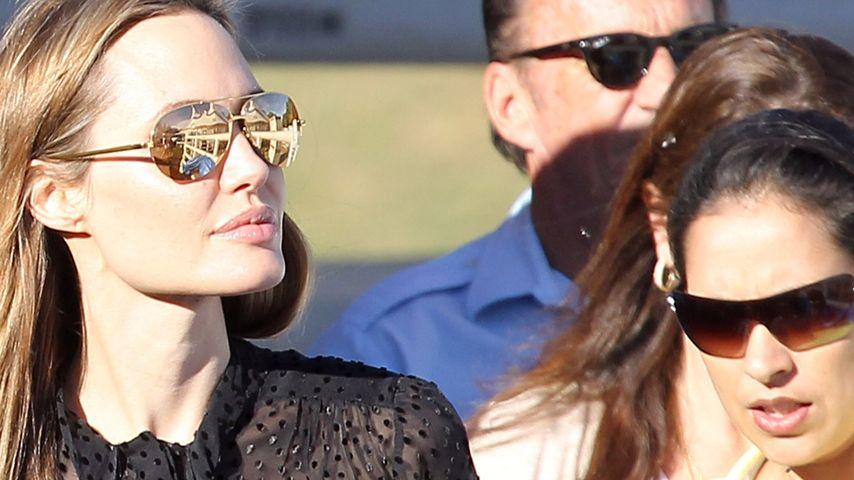 6-fach-Mama Angelina Jolie enthüllt: Ich wollte nie ein Baby