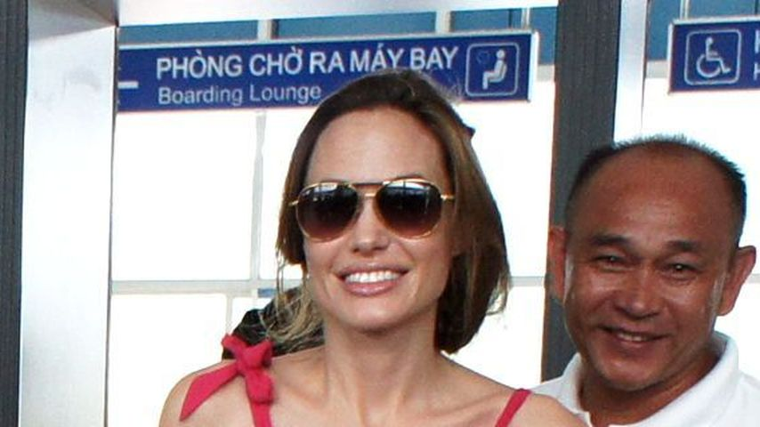Angelina Jolie Nur 44 Kg Wegen 600 Kcal Diät Promiflashde