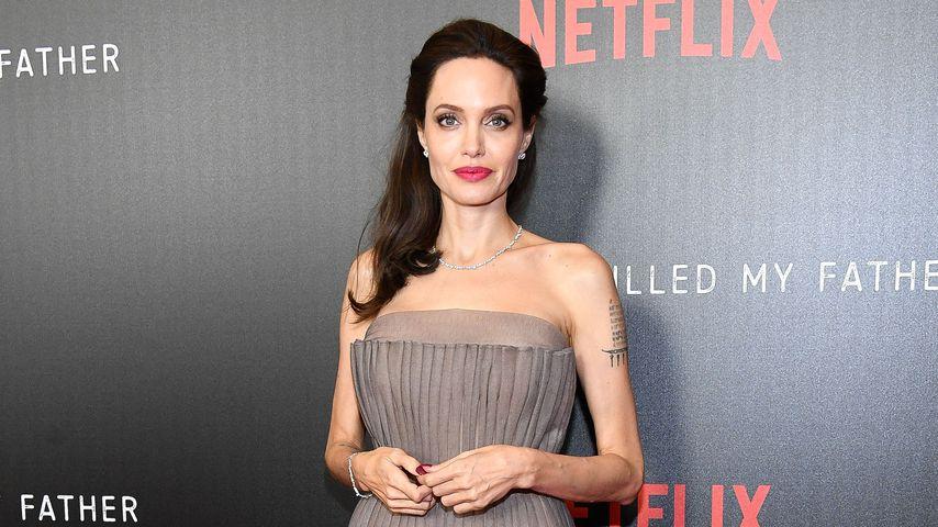 Angelina Jolie im September 2017