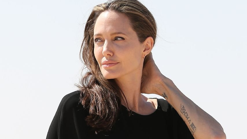 Trennungs-Interview: Angelina Jolie weint in der Dusche!