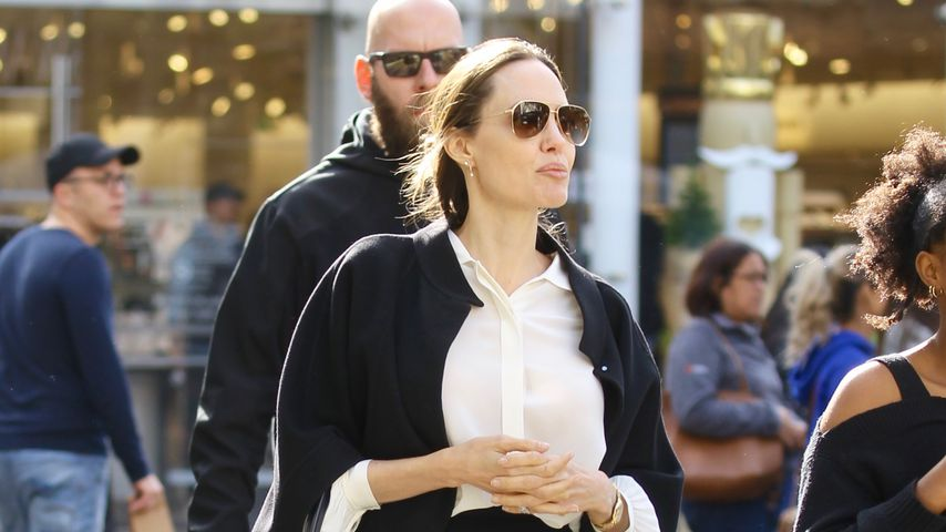 Angelina Jolie, Schauspielerin