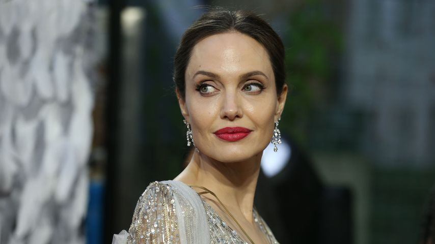 Angelina Jolie in London im Oktober 2019