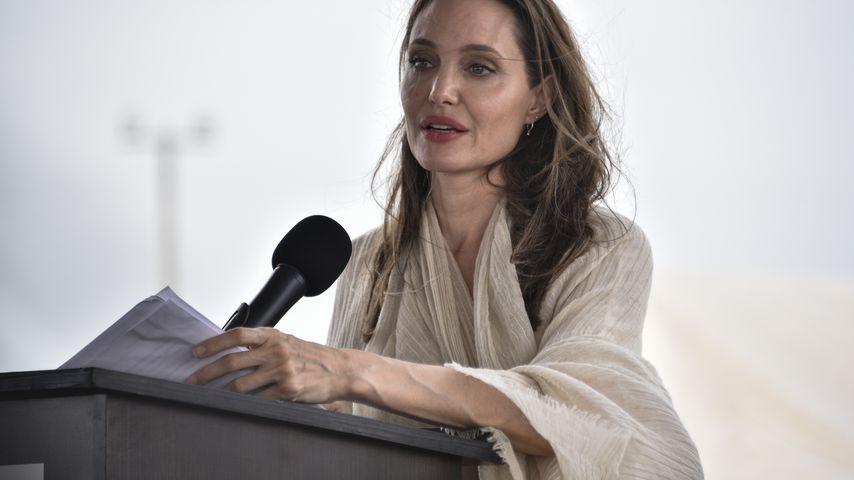 Angelina Jolie im Juni 2019