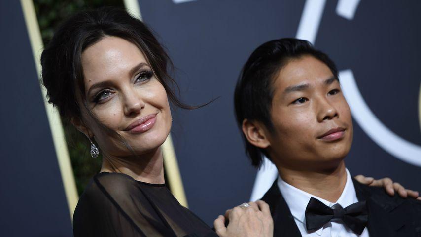 Glückwunsch! Angelina Jolies Sohn Pax hat Schulabschluss