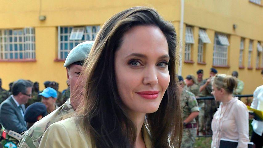 Angelina Jolie, UN-Botschafterin