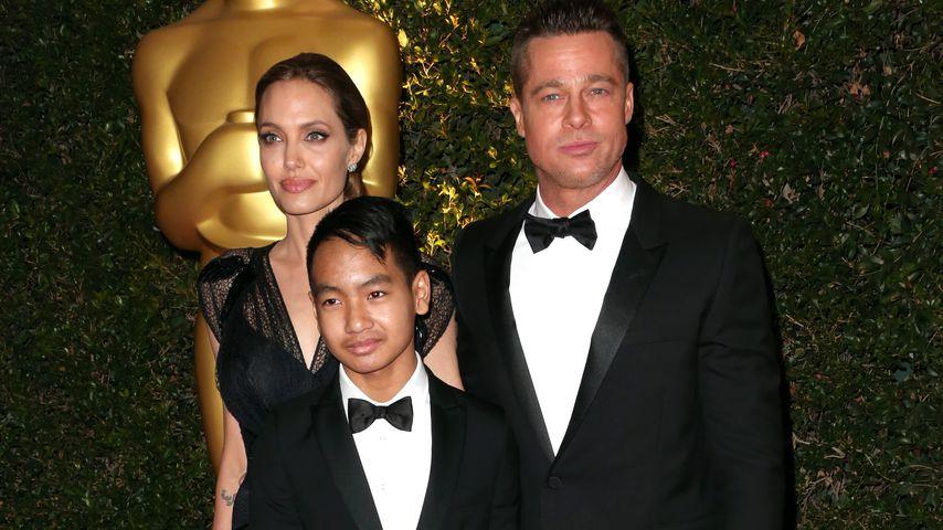 Brad und Angelina: Scheidung abgeblasen? class=