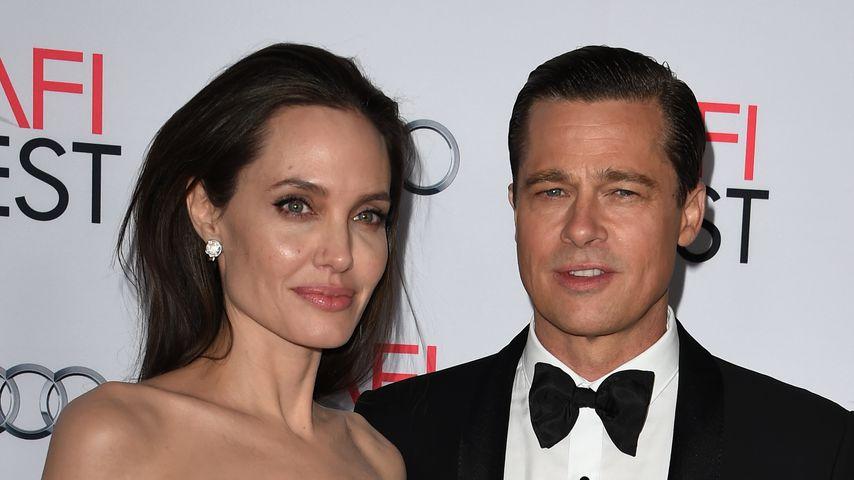 Trennung von Brad Pitt: Angelina Jolie hat sich