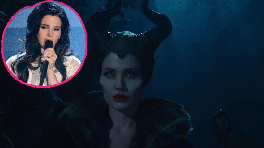 Kostprobe: Lana Del Reys Disney-Soundtrack ist da