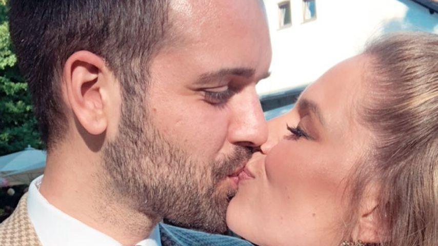 Angelina Kirsch: Allererstes Kuss-Pic mit ihrem Freund!