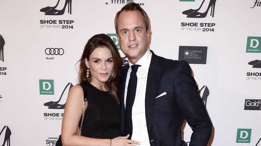 Angelina und Alexander Posth beim Deichmann Shoe Step of the Year 2014