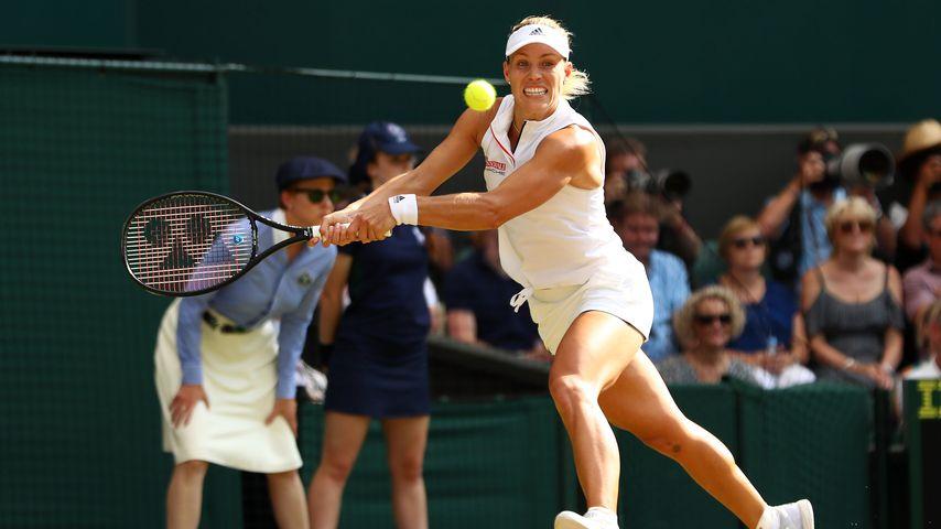 Angelique Kerber, Siegerin des Grand-Slam-Turniers von Wimbledon 2018