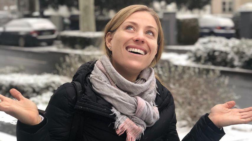 Angelique Kerber im Dezember 2018