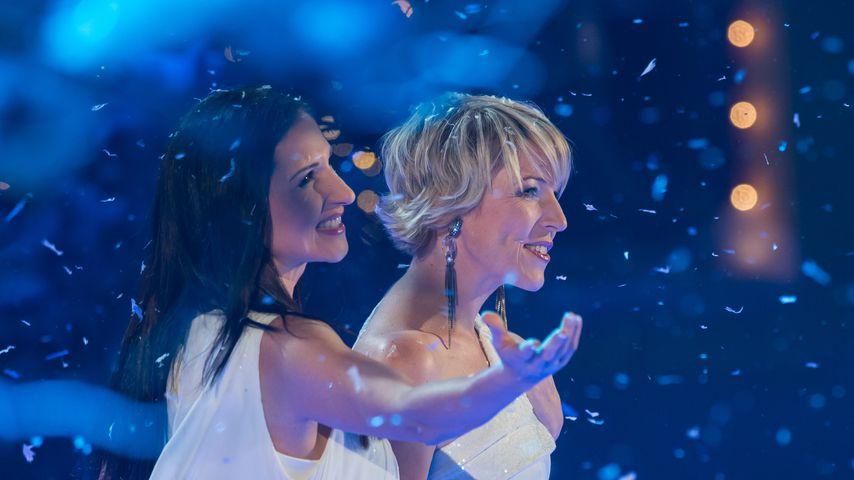 """Anita und Alexandra Hofmann bei """"Das Adventsfest der 100.000 Lichter"""""""