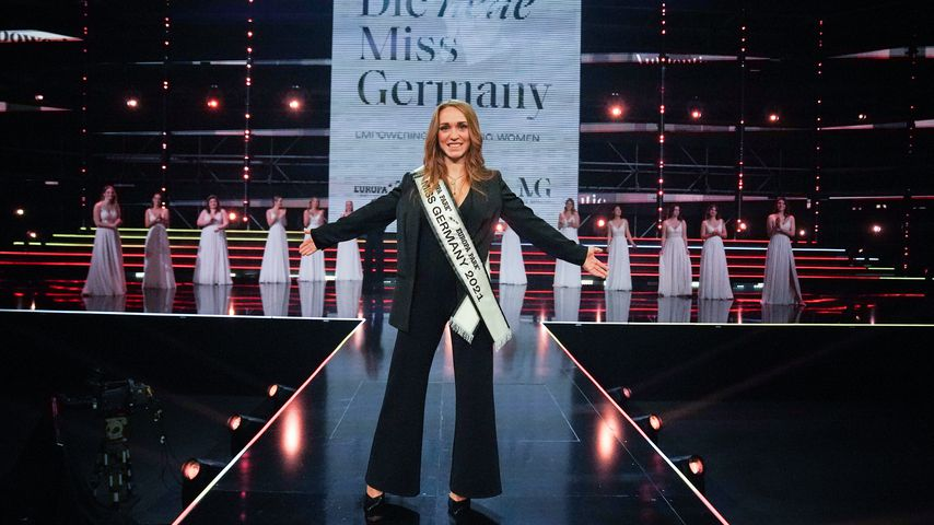 Anja Kallenbach, Miss Germany 2021