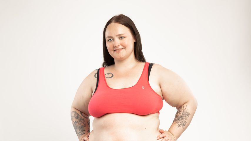 "Anja, Kandidatin bei ""The Biggest Loser"""