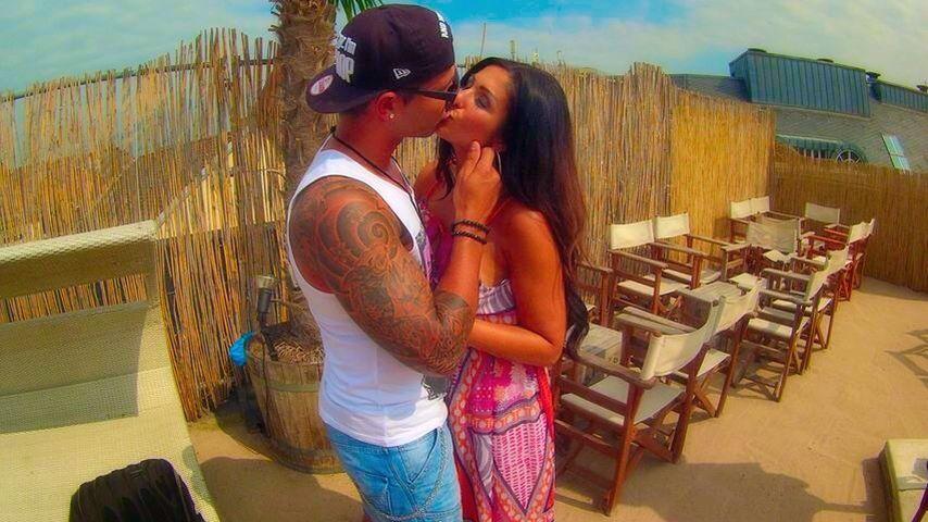 Küsse mit DJT.O: So heiß war Anja Polzers Video-Dreh