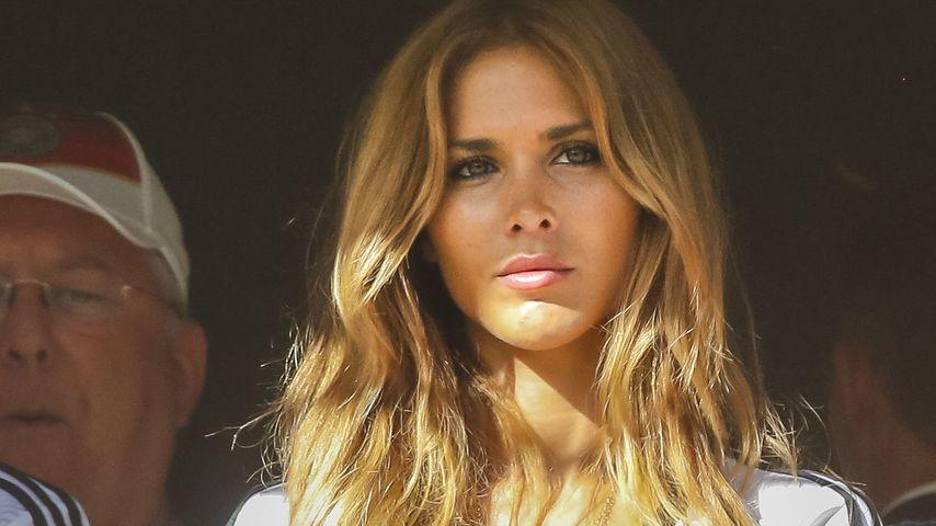 WM-Beauty: So heiß fiebert Ann-Kathrin Brömmel mit