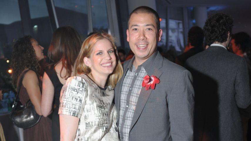 Anna Chlumsky und ihr Mann Shaun So