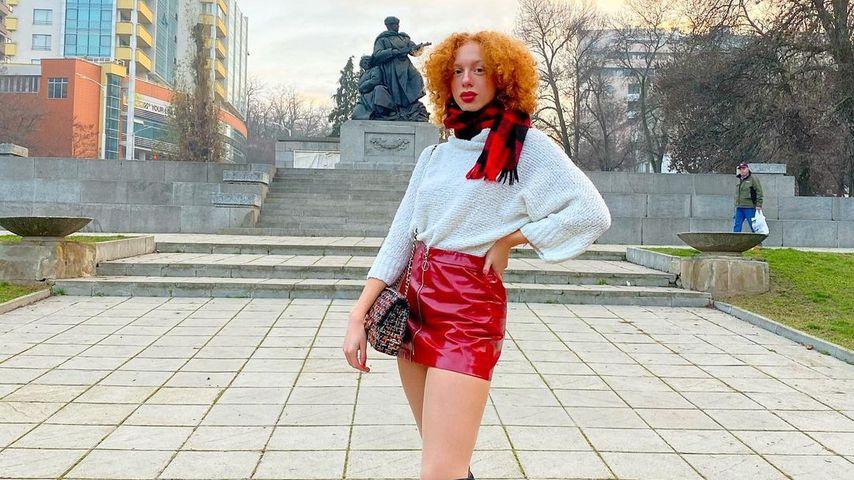 Anna Ermakova im Dezember 2020 in Sofia