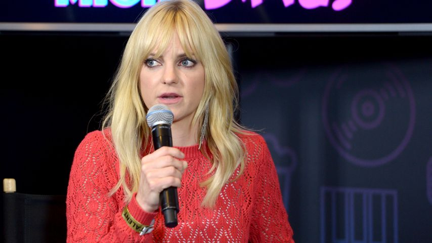 """Anna Faris bei """"Missi and Zach Might Bang!"""""""