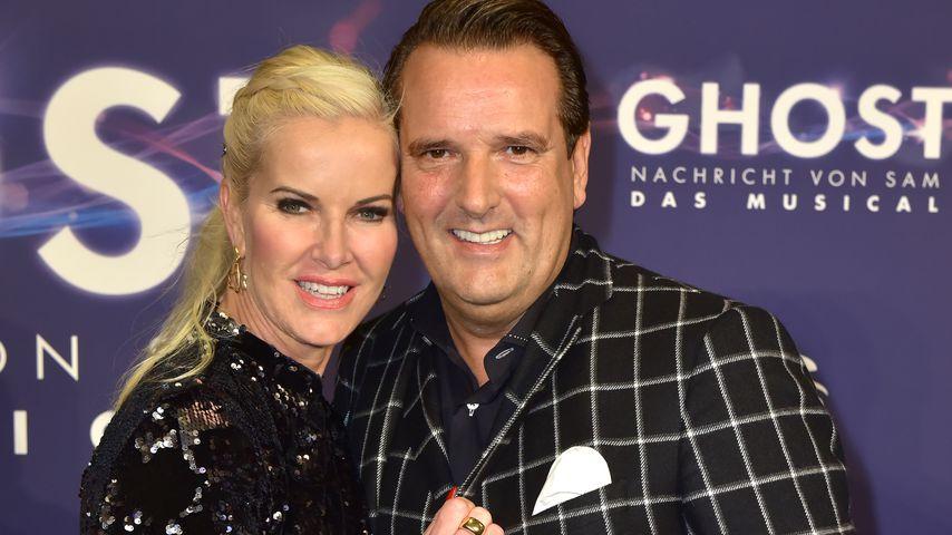 "Anna Heesch und Ralf Dümmel bei der ""Ghost - The Musical""-Premiere"