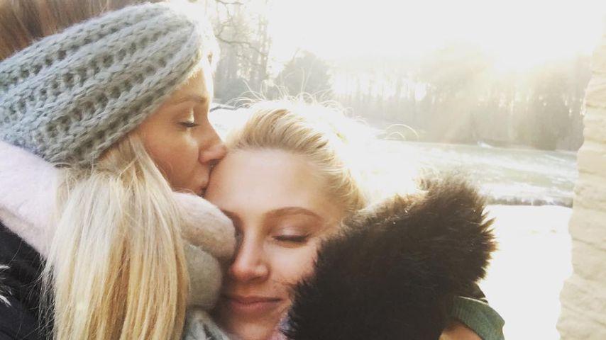 Zweideutiger Post: Deutete Anna hier das Liebes-Aus an?