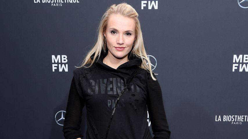 Anna Hofbauer auf der Berliner Fashion Week 2019