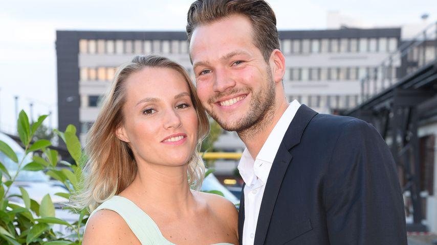 Anna Hofbauer und Marvin Albrecht