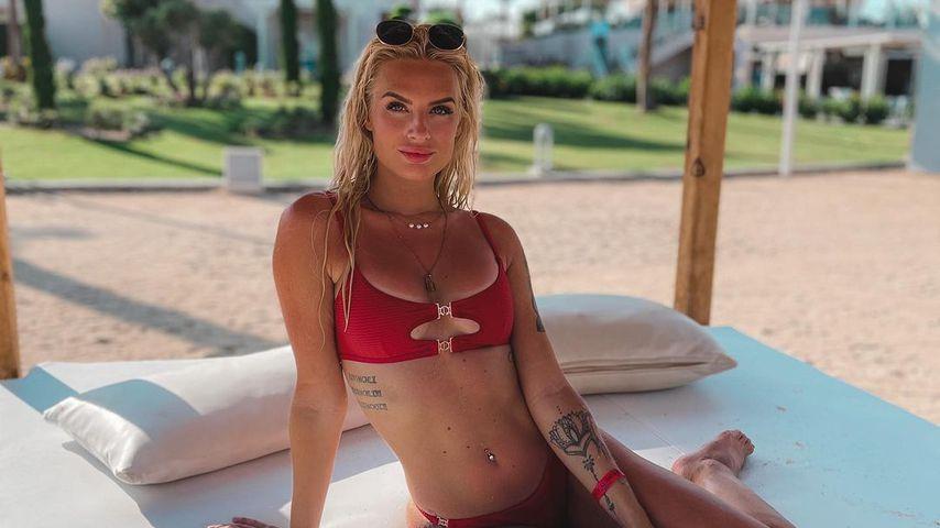 Anna Iffländer im August 2021 in Hurghada