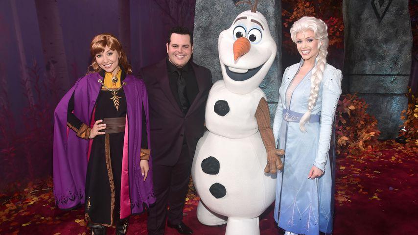 """Josh Gad bei der """"Frozen 2""""-Weltpremiere in Hollywood im November 2019"""
