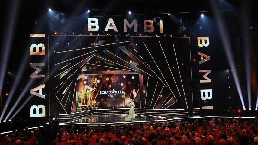 Anna Loos bei der Bambi-Verleihung 2019