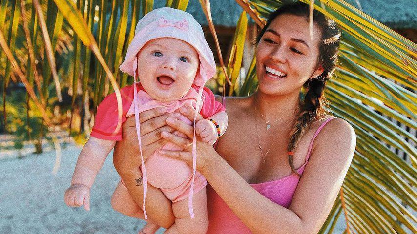 Sitzt sie bald? Anna Marias Tochter ist schon fünf Monate!