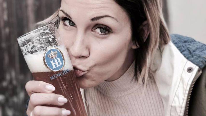 Schwanger & Bier? Anna-Maria Zimmermann kriegt Shitstorm!
