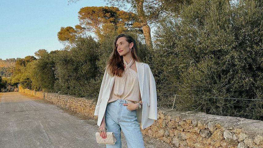 Anna Wilken im Mai 2021 auf Mallorca