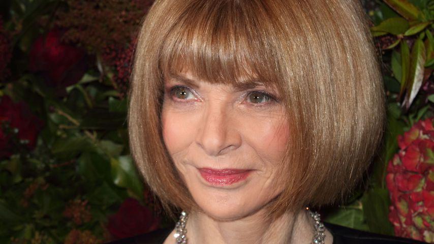 Anna Wintour, Chefredakteurin der amerikanischen Vogue