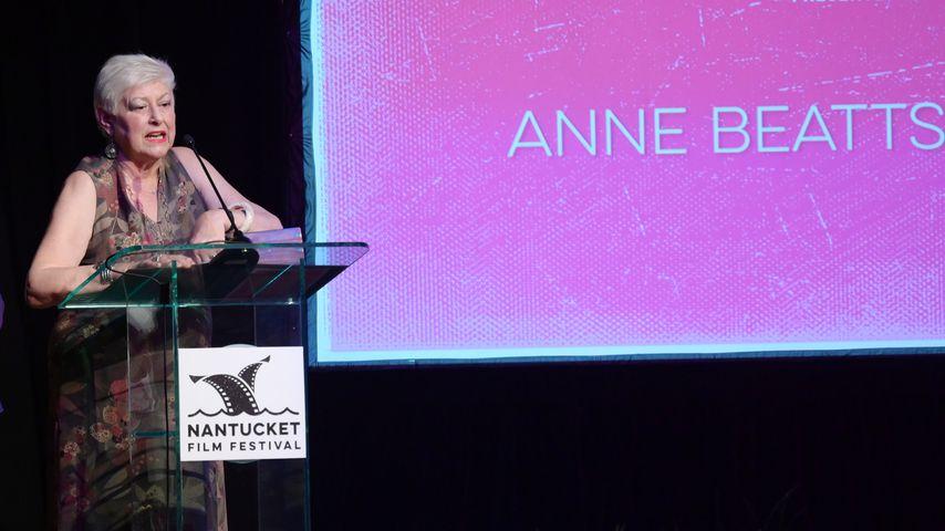 Anne Beatts im Juni 2019 in Nantucket