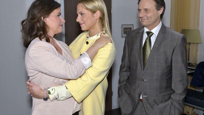 Anne Brendler: 1. Bilder von GZSZ-Vanessa am Set