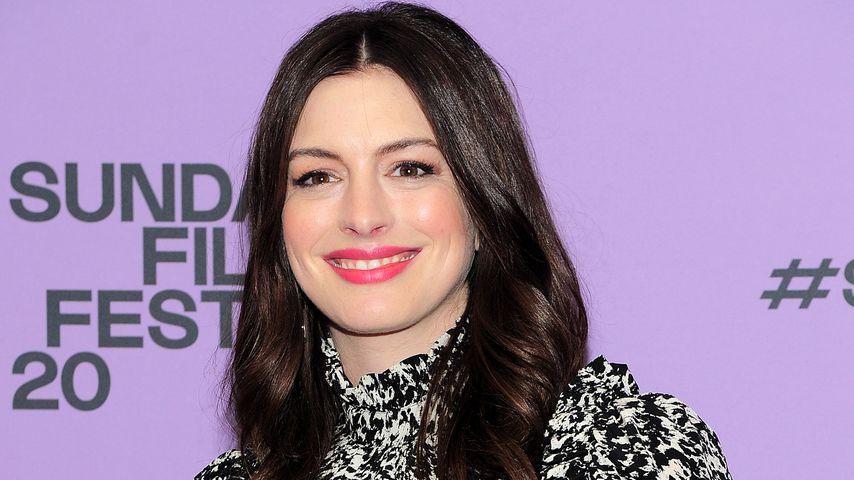 Anne Hathaway bei einer Premiere im Januar 2020