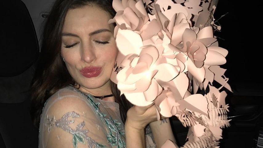 Langfinger Anne Hathaway: Oscar-Preisträgerin klaut auf Gala