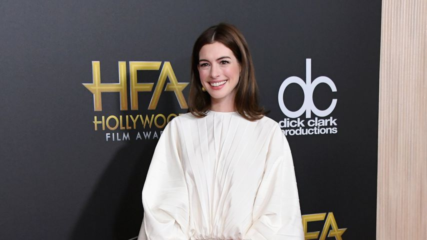 Anne Hathaway bei den Hollywood Film Awards, November 2018
