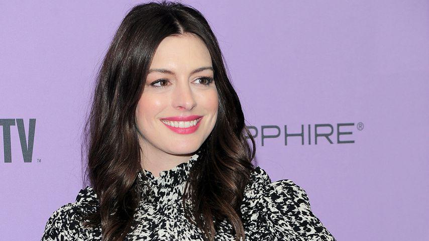 Anne Hathaway im Januar 2020 in Park City