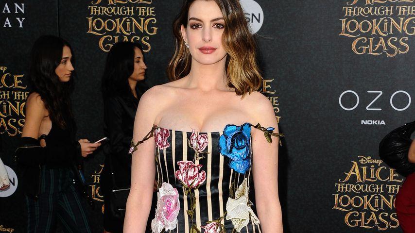 Anne Hathaway: Diese Rolle hätte sie beinahe nicht bekommen