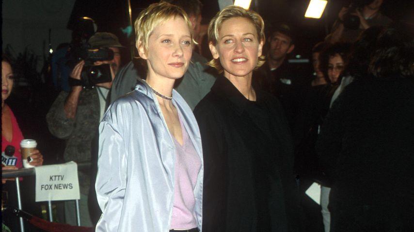 Ellen DeGeneres hat Ex Anne verboten, sich sexy anzuziehen