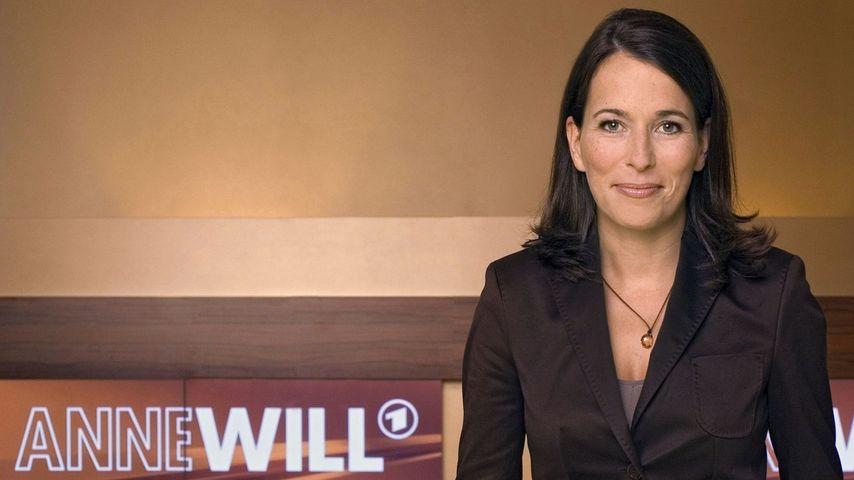 Nachfolge geregelt: Anne Will übernimmt für Günther Jauch