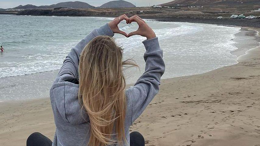 Anne Wünsche auf Lanzarote