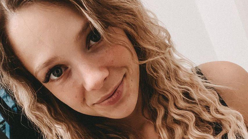Nachwuchs? Anne Wünsche macht im Netz Schwangerschaftstest!